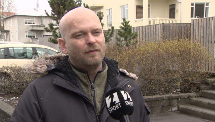 Garðar Örn ætlar að láta til sín taka í tónlistarheiminum næstu misseri.