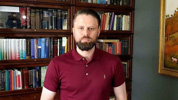 Sævar Þór Jónsson, lögmaður
