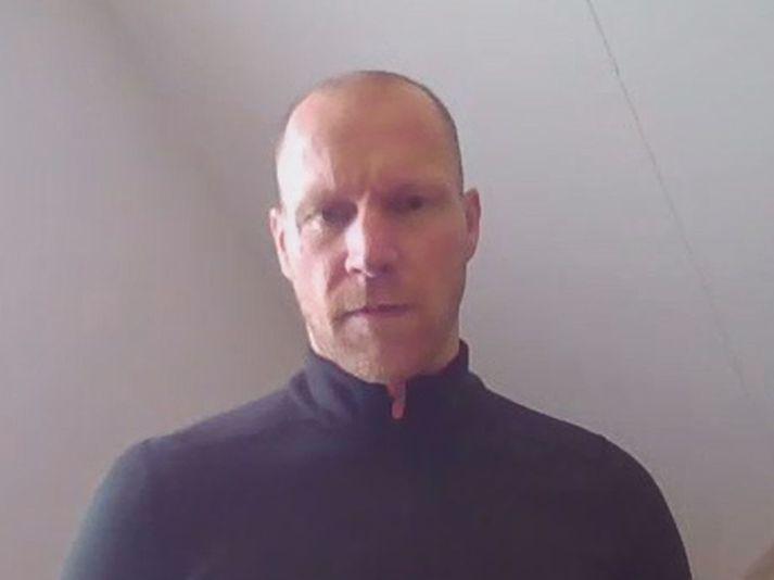 Brynjar Helgi Ásgeirsson, forstöðumaður Hlíðarfjalls.