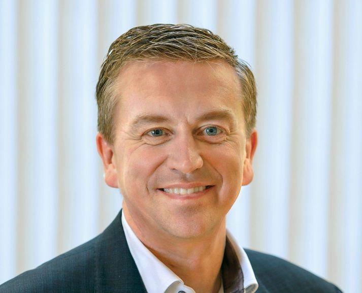 Pétur Magnússon, nýr forstjóri Reykjalundar.