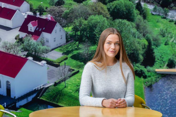 Silja Yraola Eyþórsdóttir starfar hjá Orkuveitu Reykjavíkur.