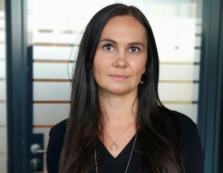 Kolbrún Hrund Sigurgeirsdóttir, verkefnastýra Jafnréttisskóla Reykjavíkurborgar og formaður hóps um kynbundið ofbeldi hjá skóla-og frístundasviði borgarinnar.
