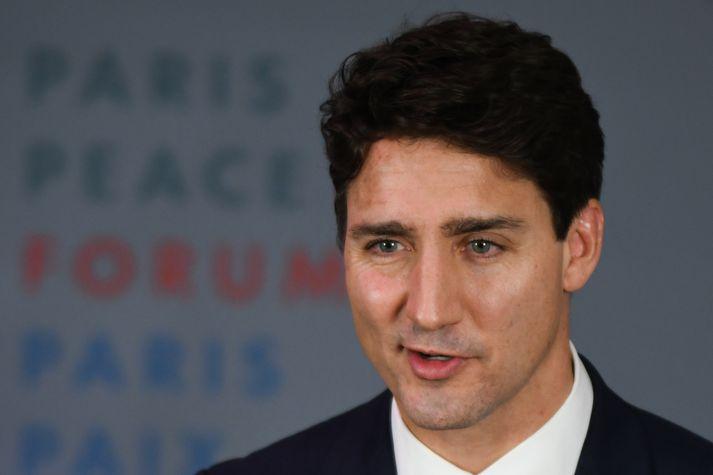 Trudeau hafnar ásökununum.