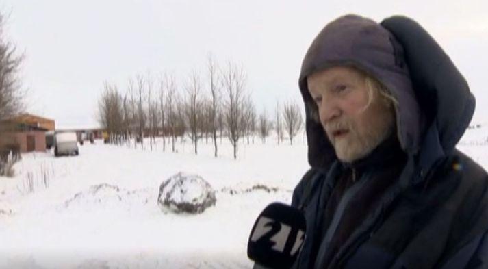 Hreggviður Hermannsson segir lögregluembættið á Suðurlandi leggja sig í einelti.
