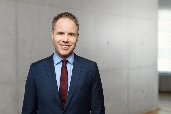 Arnar Þór Stefánsson, einn eigenda Lex