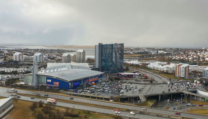 Smáralind í Kópavogi er annar tveggja staða á höfuðborgarsvæðinu þar sem hægt er að greiða atkvæði utan kjörfundar.