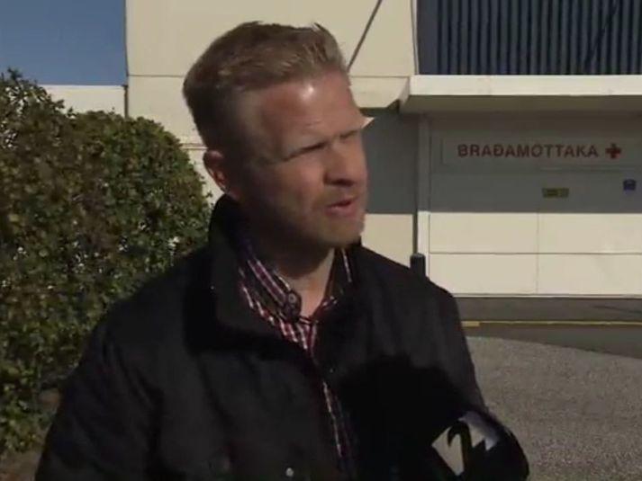 Theódór Skúli Sigurðsson, læknir.