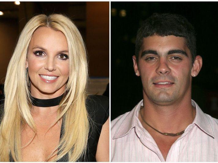 Britney Spears giftist Jason Alexander árið 2004. Hjónabandið entist þó aðeins í 55 klukkustundir og hefur Jason nú opnað sig um ástæðuna á bak við skilnaðinn.