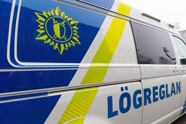 Talsverður erill var hjá lögreglunni í dag.