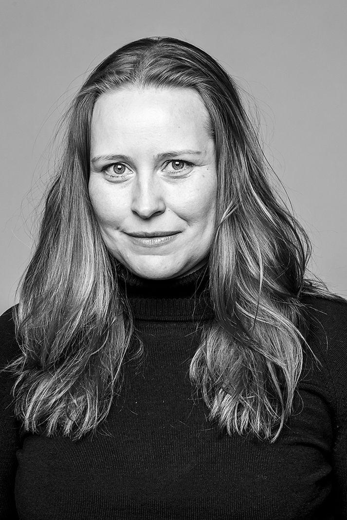 Aðalheiður Sigurðardóttir.