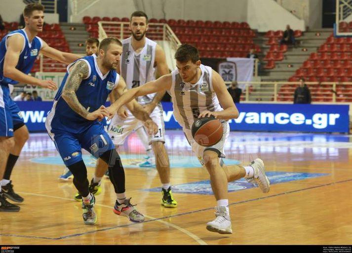 Grikkinn Michalis Liapis