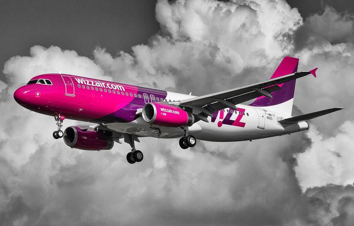Wizz air mun ekki fljúga daglega til London eins og nú.