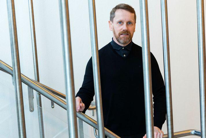 Sigurður Ragnarsson, framkvæmdastjóri Videntifier Technologies.