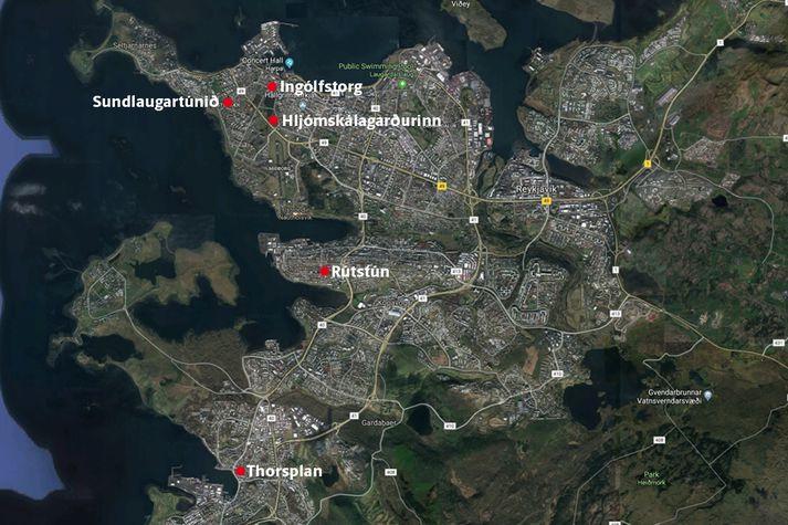 Leikurinn verður einnig sýndur í Listagilinu á Akureyri.