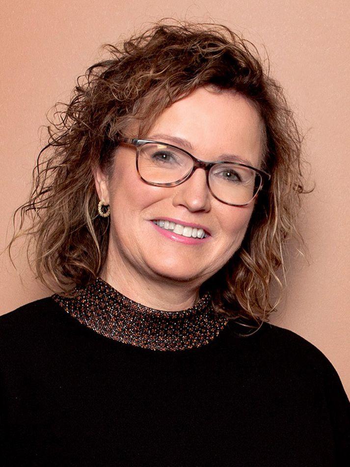 Jensína Böðvarsdóttir