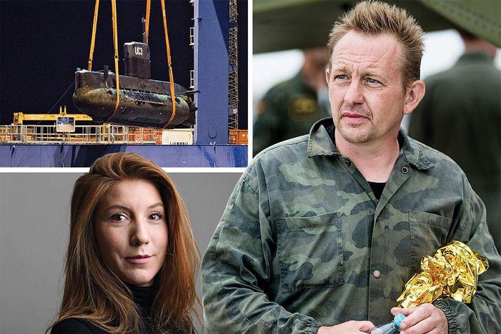 Danski uppfinningamaðurinn Peter Madsen hefur verið ákærður fyrir morðið á sænsku blaðakonunni Kim Wall.