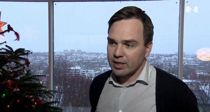 Guðmundur Valur Guðmundsson, forstöðumaður hjá Vegagerðinni.