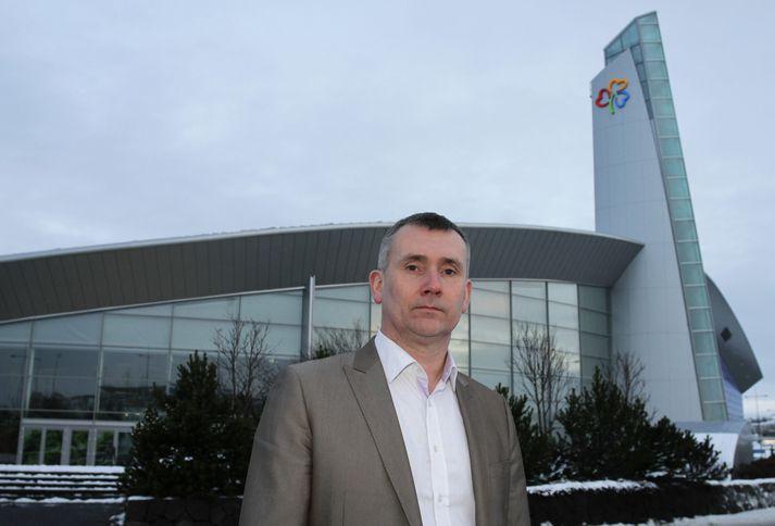 Helgi S. Gunnarsson er forstjóri Regins fasteignafélags.