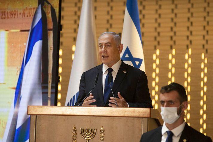 Likud-flokkur Netanjahús gæti í fyrsta sinn í tólf ár verið í stjórnarandtöðu takist Netanjahú að tryggja stjórnarmeirihluta.