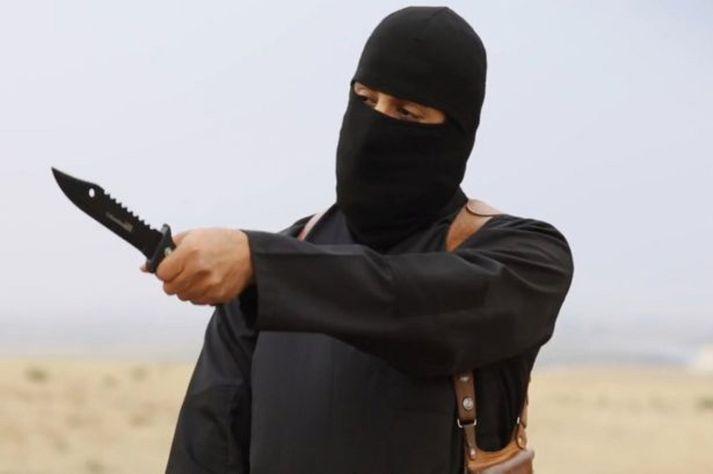 Mohammed Emwazi, eða Jihadi John, var leiðtogi hinna svokölluðu Bítla.