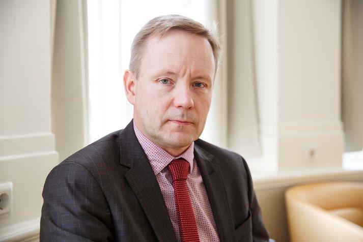 Einar A. Brynjólfsson átti sæti á þingi á árunum 2016 til 2017.
