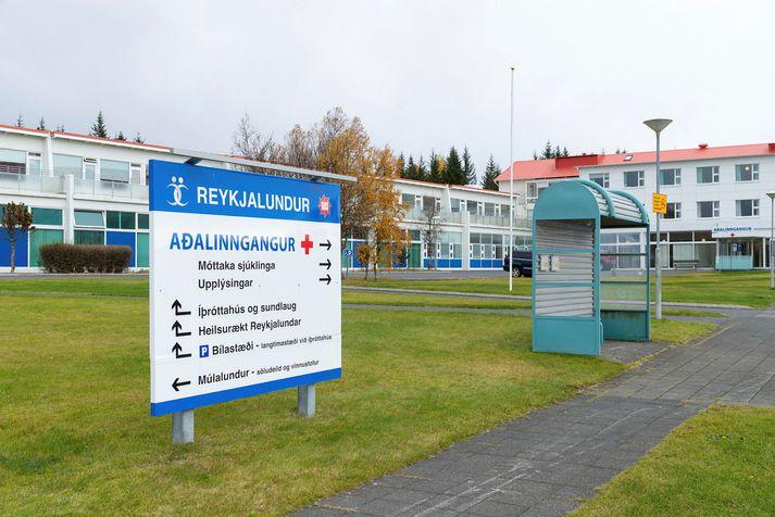 Þrjátíu eru á biðlista hjá Reykjalundi eftir endurhæfingu vegna Covid-sýkingar.