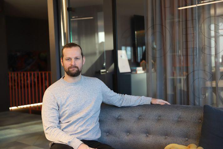 Ólafur Björn Magnússon.