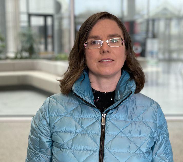 Kamilla Sigríður Jósefsdóttir, smitsjúkdómalæknir hjá embætti landlæknis.