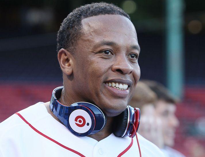 Dr. Dre er ríkasti rappari heims.