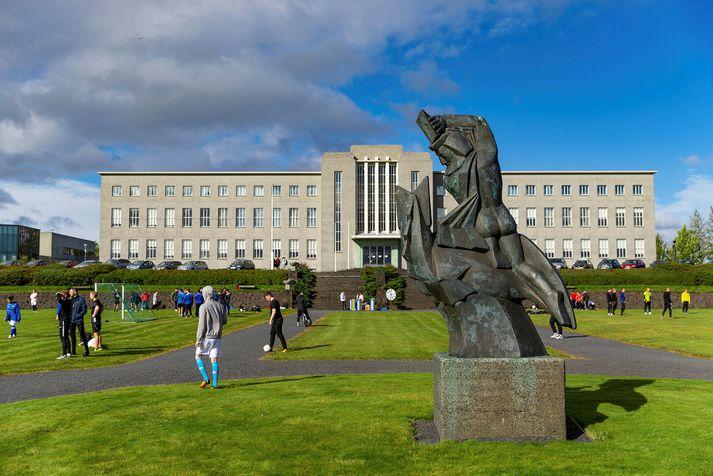 Allt bendir til að frumvarp menntamálaráðherra um Menntasjóð verði að lögum eftir að það var afgreitt úr allsherjar- og menntamálanefnd í dag.