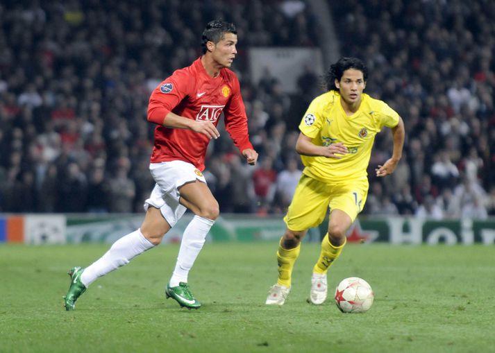 Meira að segja Cristiano Ronaldo mistókst að skora gegn Villarreal þegar liðið mætti Manchester United fjórum sinnum á árunum 2005-08.