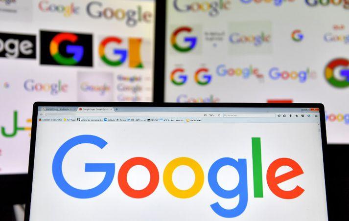 Auglýsingar sem Google selur birtast á milljónum vefsíðna og á Youtube.