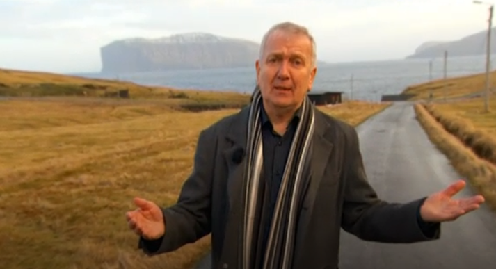 Elís Poulsen var 67 ára gamall þega hann lést.