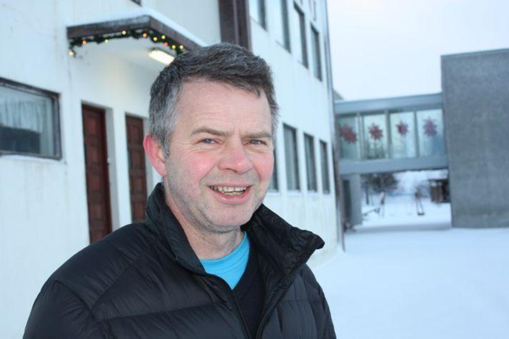 Gunnar Þorgeirsson, oddviti Grímsness- og Grafningshrepps.