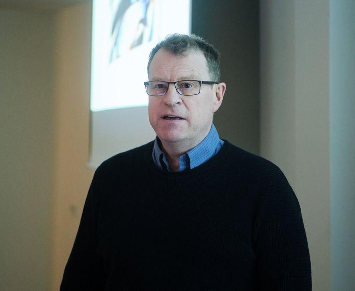 Guðni Guðbergsson, fiskifræðingur og sviðsstjóri hjá Hafrannsóknastofnun.