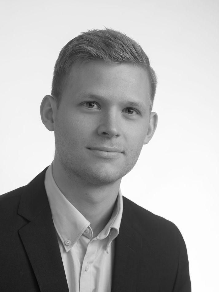 Jónatan Hróbjartsson lögfræðingur.