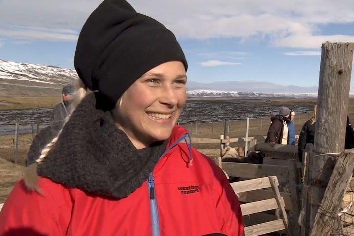 Silje Dahlen Alviniussen er frá Tønsberg í Noregi, sem til forna hét Túnsberg, en hefur undanfarin fjögur ár búið á Íslandi.