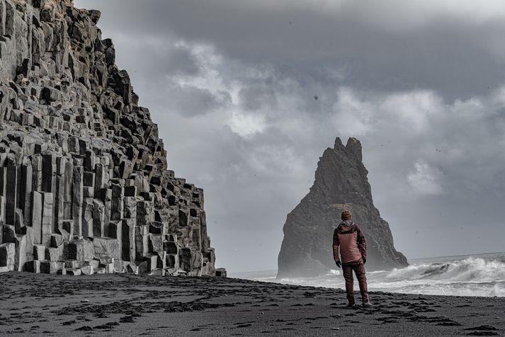 Garpur Elísabetarson ferðast einn um Ísland á tímum kórónuveiru.