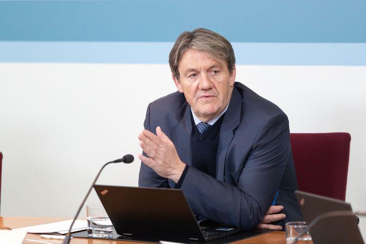 Óli Björn Kárason, þingmaður Sjálfstæðisflokksins.