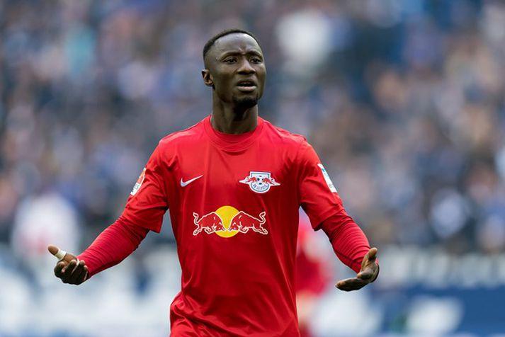 Naby Keïta sló í gegn með RB Leipzig á síðasta tímabili.