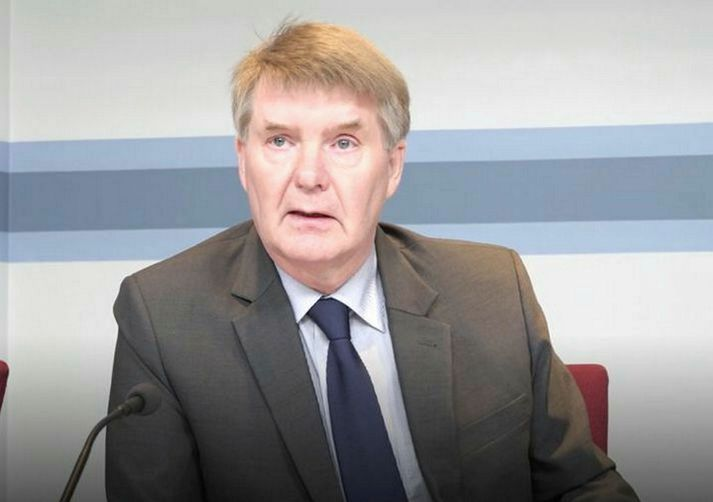 Tryggvi Gunnarsson var skipaður umboðsmaður Alþingis árið 1998. Hann hefur beðist lausnar eftir 23 ár í embættinu.
