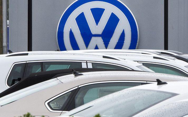 Volkswagen segist vita af vandanum.