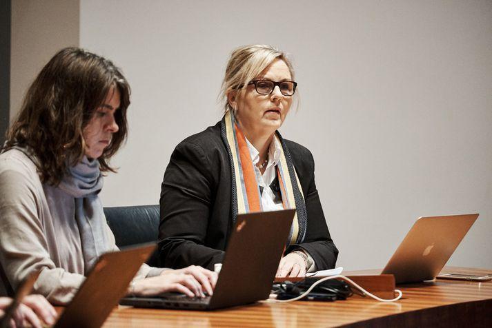 Marta Guðjónsdóttir borgarfulltrúi Sjálfstæðisflokksins.