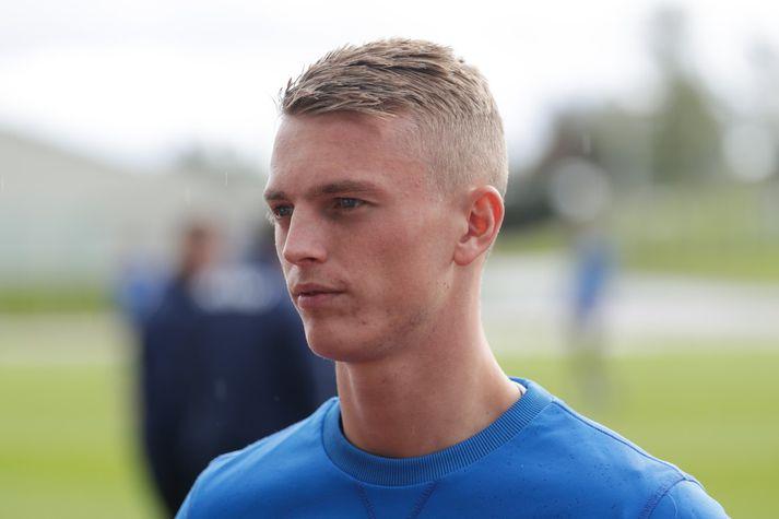Albert Guðmundsson ætlar að standa sig með AZ og U21 og komast aftur í A-landsliðið.