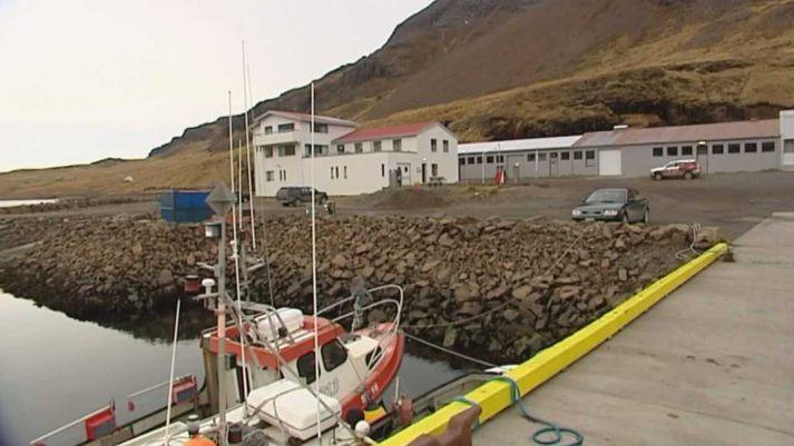 Frá Norðurfirði í Árneshreppi.