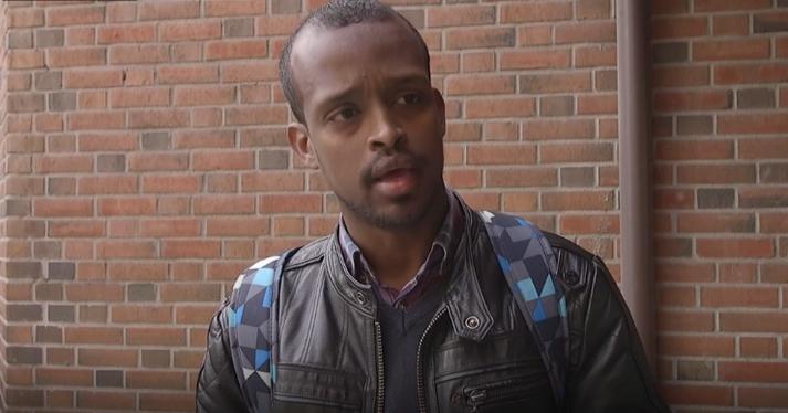 Mahad Mahamud kom til Noregs árið 2000, þá fjórtán ára gamall.