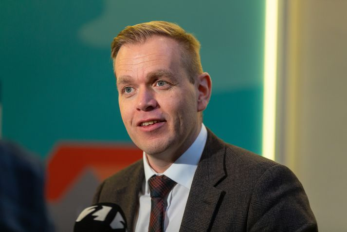 Guðmundur Gunnarsson, bæjarstjóri Ísafjarðarbæjar.