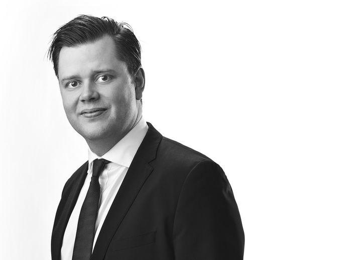Ásgeir Helgi lætur af störfum hjá Kviku og fer til Arion banka.