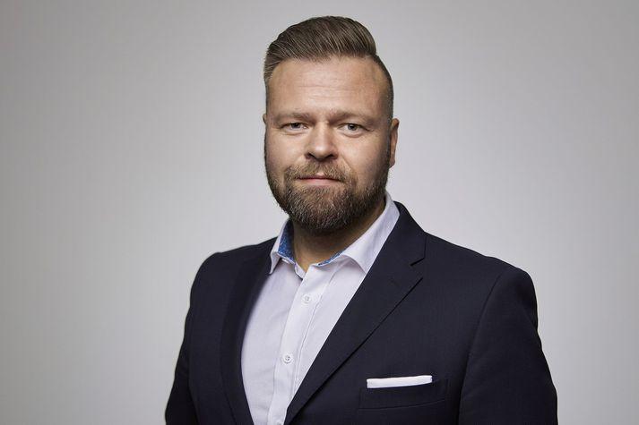 Georg Haraldsson er sagður ástríðurkokkur, skíðakappi, golfari og grjótharður KR-ingur.