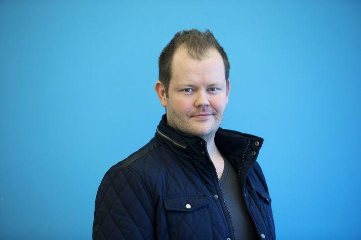 Davíð Gunnarsson er framkvæmdastjóri Dohop.